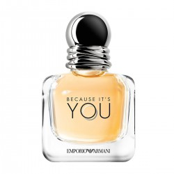 GIORGIO ARMANI BECAUSE IT'S...
