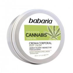 BABARIA CANNABIS CREMA...