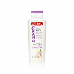 BABARIA ALMENDRAS BODY MILK...
